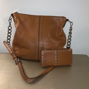 Michael Kors Shoulder Bag and Wallet